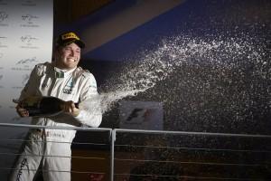 Nico Rosberg top Singapour 2016