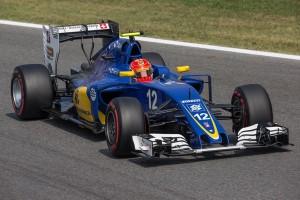 Sauber flop Italie 2016