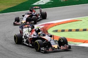 Toro Rosso flop Italie 2016