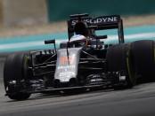 Billet d'humeur McLaren Malaisie 2016