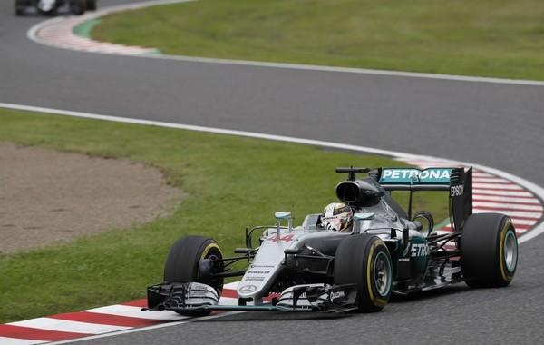 Lewis Hamilton the flop Japon 2016