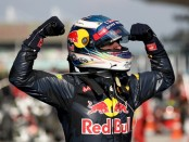 Daniel Ricciardo the top Malaisie 2016