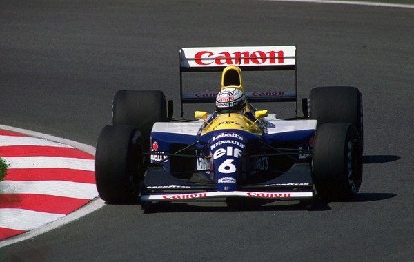 Williams FW14B Patrese Canada