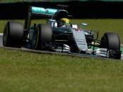 Lewis Hamilton qualification Brésil 2016