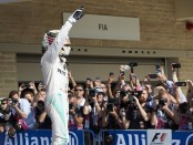Lewis Hamilton the top Etats-Unis 2016
