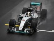 Lewis Hamilton course Brésil 2016