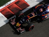 Toro Rosso the flop Abou Dhabi 2016