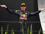 Max Verstappen the top Brésil 2016