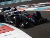 McLaren bilan saison 2016