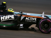 Force India bilan 2016