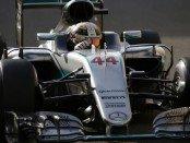 Mercedes bilan saison 2016