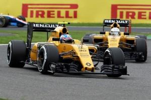 Renault flop saison 2016