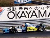 Michael Schumacher Aida 1995
