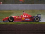 Michael Schumacher Espagne 1996