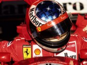 Michael Schumacher France 1996