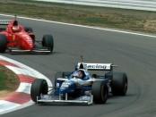 Michael Schumacher Nurburgring 1996