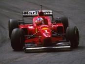 Michael Schumacher Belgique 1996