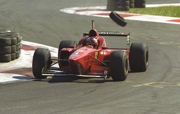 Michael Schumacher Italie 1996
