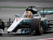 Lewis Hamilton course 2017