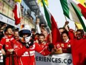 Ferrari billet humeur Australie 2017