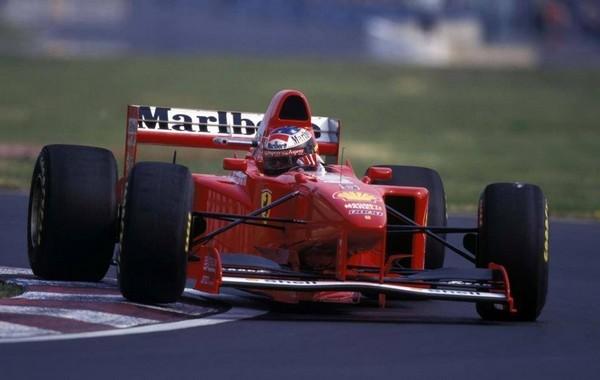 Michael Schumacher Argentine 1997