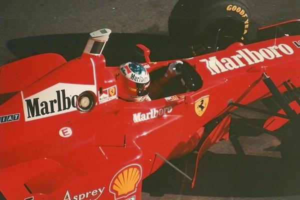 Michael Schumacher Buenos Aires 1997