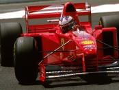 Michael Schumacher France 1997