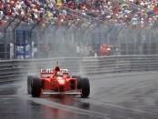 Michael Schumacher Monaco 1997