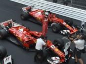Sebastian Vettel the top Monaco 2017