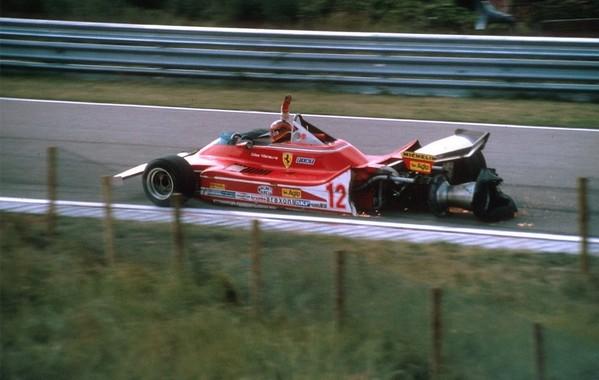Gilles Villeneuve Zandvoort 1979