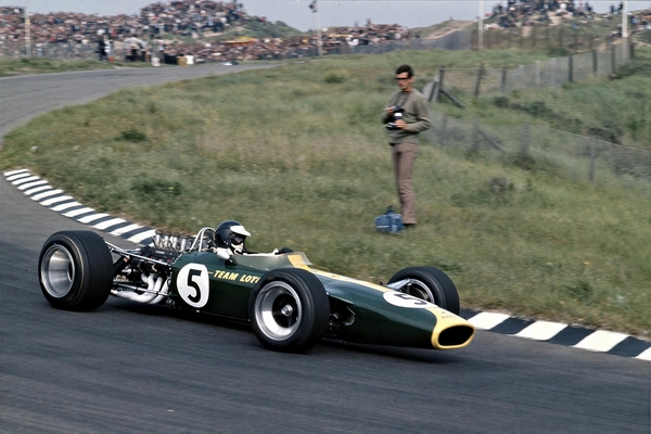 Jim Clark Zandvoort 1967