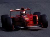 Michael Schumacher Allemagne 1997