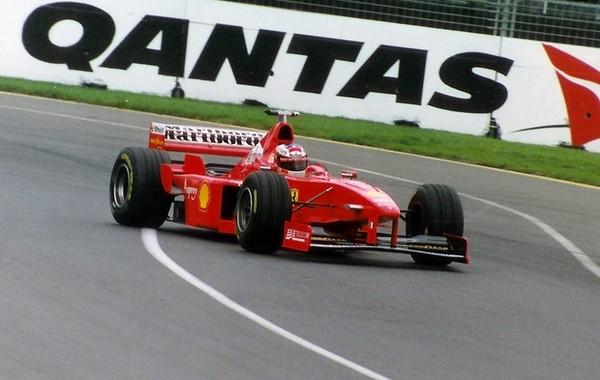 Michael Schumacher Australie 1998