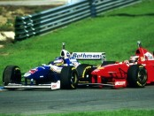 Michael Schumacher Europe 1997