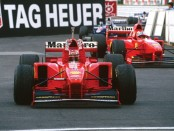 Michael Schumacher Japon 1997
