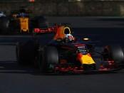 Daniel Ricciardo course Azerbaïdjan 2017