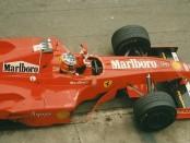 Michael Schumacher Argentine 1998