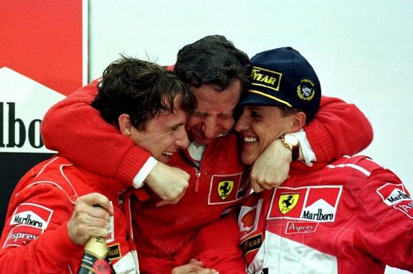 Michael Schumacher Buenos Aires 1998