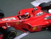 Michael Schumacher Monaco 1998