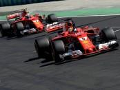 Ferrari top Hongrie 2017
