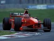 Michael Schumacher Canada 1998
