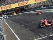 Sebastian Vettel course Hongrie 2017