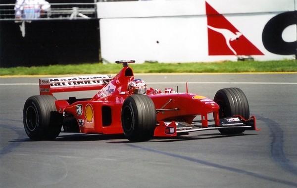 Michael Schumacher Australie 1999
