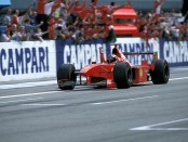 Michael Schumacher Italie 1998