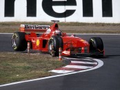 Michael Schumacher Japon 1998