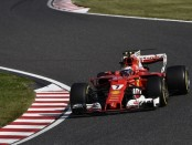 Ferrari the flop Japon 2017