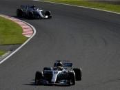 Lewis Hamilton course Japon 2017