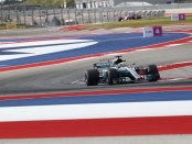 Lewis Hamilton qualification USA 2017