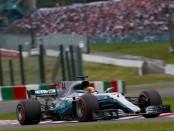Lewis Hamilton qualification Japon 2017