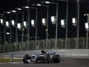 Valtteri Bottas qualification Abou Dhabi 2017